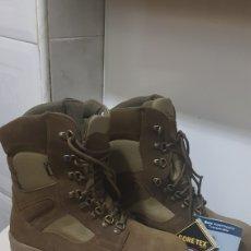 Militaria: BOTAS MILITARES CON GORE-TEX TALLA 44. Lote 185756491