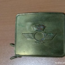 Militaria: ANTIGUA HEBILLA DE LA AVIACION. Lote 185938285