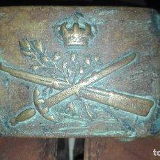 Militaria: CONJUNTO CAZADORES DE INFANTERIA ALFONSO XIII.. Lote 186018083