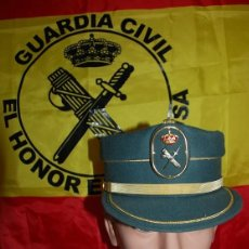 Militaria: GORRA TERESIANA GUARDIA CIVIL TALLA 54 (DESCATALOGADA) Nº 003. Lote 186431438