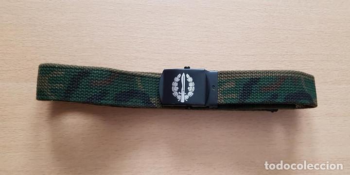 CINTURON CAMO EMBLEMA COE (Militar - Otros relacionados con uniformes )