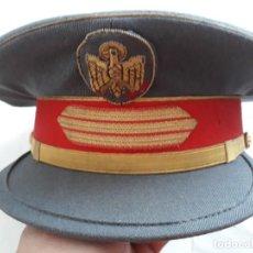 Militaria: GORRA DE PLATO SARGENTO POLICÍA ARMADA. Lote 189580811