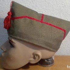 Militaria: GORRILLO INFANTERIA NACIONAL PARA RECREACION HISTORICA. GUERRA CIVIL.. Lote 211477197