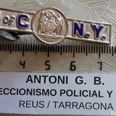 Militaria: PASADOR AGUJA CORBATA NUEVA YORK DCNY DEPARTAMENT CORRECTIONS NEW YORK. Lote 189677332