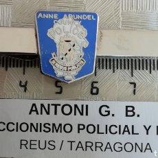 Militaria: PASADOR AGUJA CORBATA POLICÍA ANNE ARUNDEL COUNTY POLICE MARYLAND ESTADOS UNIDOS DE AMÉRICA. Lote 189680072
