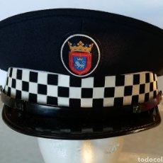 Militaria: GORRA POLICÍA LOCAL DE PAMPLONA NAVARRA ESPAÑA. Lote 190353878