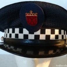 Militaria: GORRA POLICÍA LOCAL DE SAN SEBASTIÁN DE LOS REYES MADRID ESPAÑA. Lote 190356412