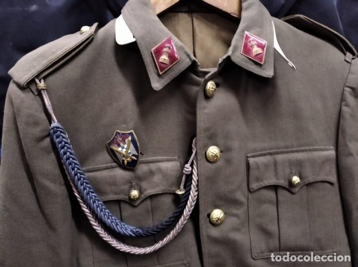 UNIFORME MILITAR 1947 (Militar - Otros relacionados con uniformes )
