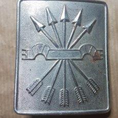 Militaria: HEBILLA FALANGE GUERRA CIVIL. Lote 190556347