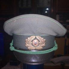 Militaria: ALEMANIA. RDA DDR. GORRA POLICIA. Lote 191145161