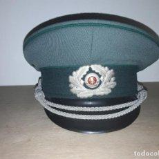 Militaria: GORRA DE PLATO MILITAR, PARECE SOVIETICA.. Lote 191214401