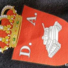 Militaria: SUDADERA ON EMBLEMA DE LA DIVISION ACORAZADA. TALLA XXL.. Lote 191219738