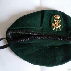Militaria: BOINA CAZADORES DE MONTAÑA. Lote 191322937