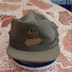 Militaria: GORRA MONTAÑERA KAKI, EMPLEO SARGENTO, EJERCITO DE TIERRA, AÑOS 80 . Lote 191687780