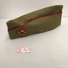Militaria: ANTIGUA BOINA. Lote 191742621