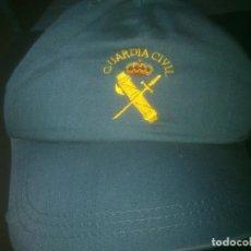 Militaria: GORRA DE BÉISBOL DE LA GUARDIA CIVIL TALLA M. Lote 191745025