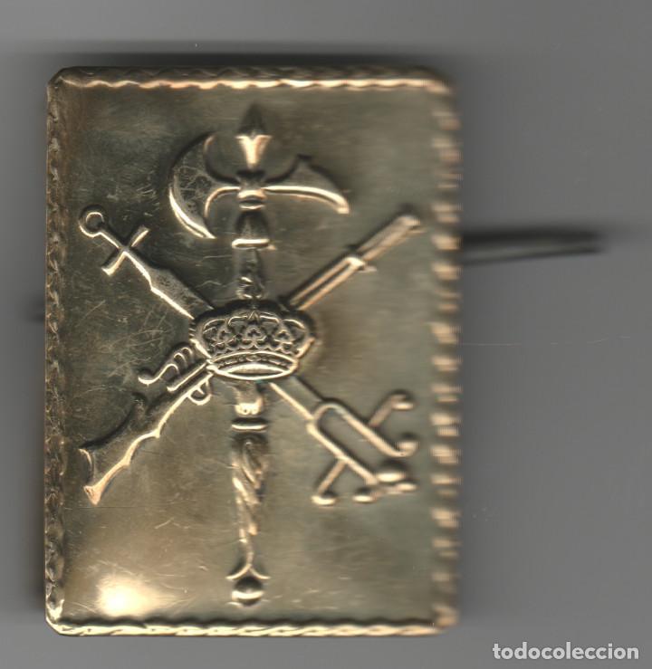 ANTIGUA HEBILLA MILITAR DE LA LEGION (Militar - Cinturones y Hebillas )