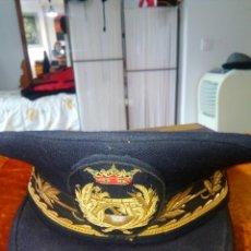 Militaria: GORRA DE PLATO. Lote 191870817