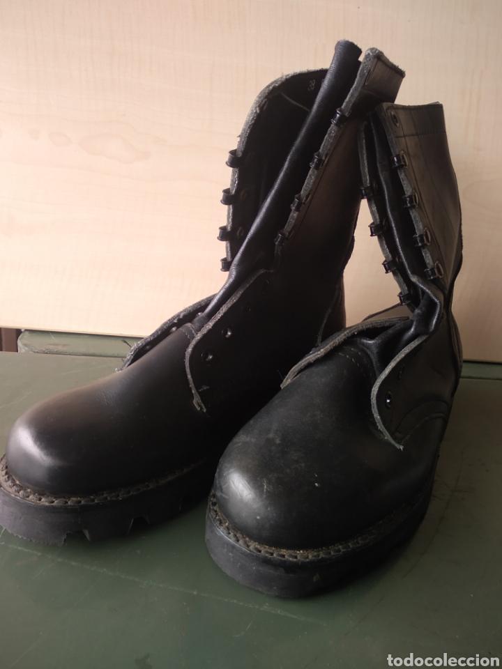 BOTAS MILITARES (Militar - Botas y Calzado)