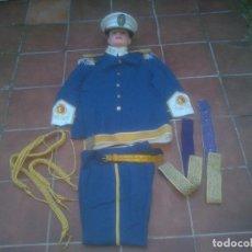 Militaria: UNIFORME BANDA DE MUSICA SEMANA SANTA VALLADOLID.. Lote 191918182