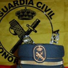 Militaria: GORRA TERESIANA GUARDIA CIVIL TALLA 56 (DESCATALOGADA) Nº 009. Lote 192075987