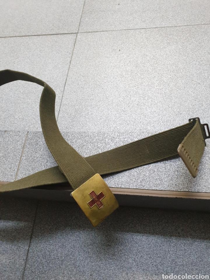 Militaria: Cinturon de medico Raro - Foto 2 - 192142432