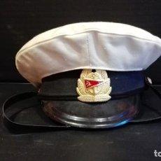 Militaria: GORRA DE LA MARINA RUSA. Lote 192295505