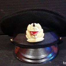 Militaria: GORRA DE LA MARINA RUSA. Lote 192295655
