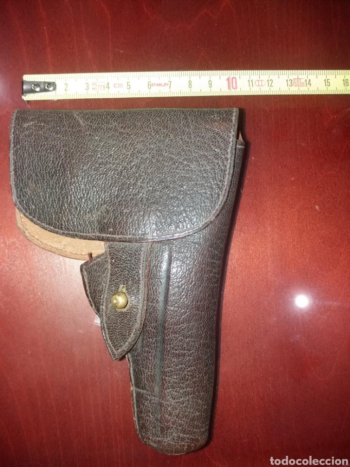 Militaria: Funda de pistola pequeña. - Foto 2 - 192724891