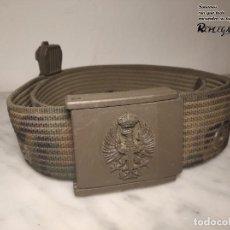 Militaria: CINTURÓN CAMUFLAJE - MIMETIZADO (EJERCITO ESPAÑOL). Lote 192828023