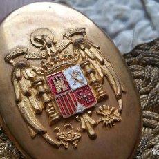 Militaria: CINTURON DE JERARCA FALANGISTA DEL MOVIMIENTO NACIONAL. EPOCA DE FRANCO. FALANGE.. Lote 193361943
