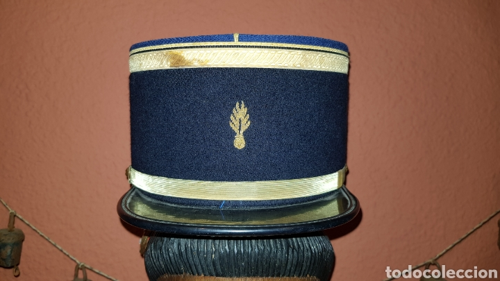 GORRO KEPI GENDARMERIA FRANCESA GIJOE SURPLUS GENDARME FRANCES (Militar - Boinas y Gorras )
