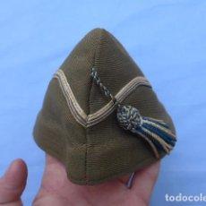 Militaria: * ANTIGUO GORRILLO DE CABALLERIA DE GUERRA CIVIL, ORIGINAL. ZX. Lote 193736340