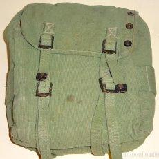 Militaria: MOCHILA MILITAR LEGIONARIA TIPO BUTTPACK. LEGIÓN. USADA. AÑOS 70 80. 35X25X10CM. 450GR. Lote 194093533