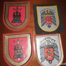 Militaria: PARCHES UNIFORME EJÉRCITO DE TIERRA . Lote 194155071