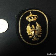 Militaria: COCARDA PAÑO NEGRO CRUZ NEGRA. Lote 194192158