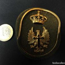 Militaria: COCARDA CRUZ NEGRA. Lote 194192728