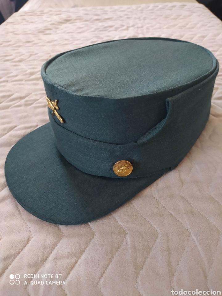 Militaria: Kepi Guardia Civil - Foto 2 - 194194582