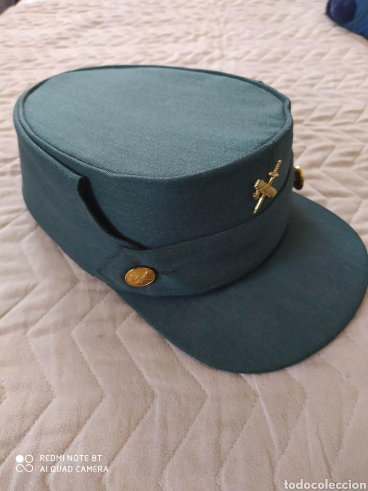 Militaria: Kepi Guardia Civil - Foto 3 - 194194582