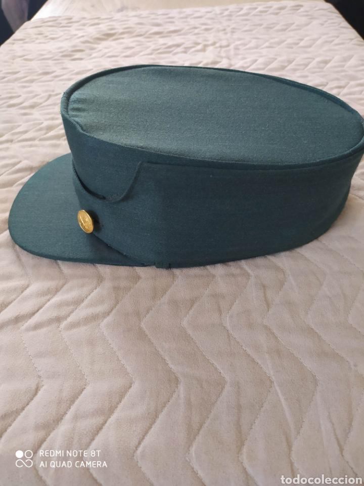Militaria: Kepi Guardia Civil - Foto 4 - 194194582