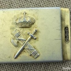 Militaria: HEBILLA GUARDIA CIVIL. Lote 194199217