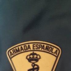 Militaria: PARCHE VELCRO ARMADA ESPAÑOLA SIN USO. Lote 194224042
