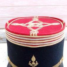 Militaria: KEPI DE OFICIAL FRANCÉS. Lote 194226221