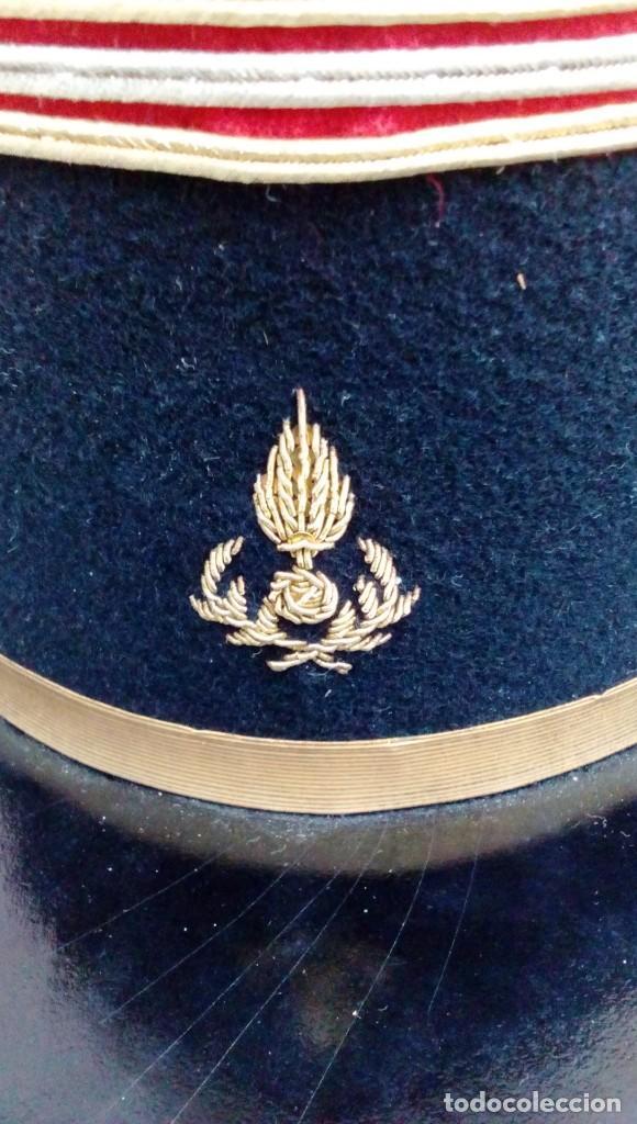 Militaria: KEPI DE OFICIAL FRANCÉS - Foto 8 - 194226221