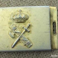 Militaria: HEBILLA GUARDIA CIVIL. Lote 194310176