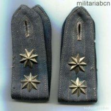Militaria: ESPAÑA. HOMBRERAS DE TENIENTE CORONEL DEL EJÉRCITO DEL AIRE. AÑOS 40.. Lote 194329165