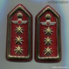Militaria: ESPAÑA. HOMBRERAS DE GALA DE CORONEL DEL EJÉRCITO DEL AIRE. AÑOS 40.. Lote 194329812