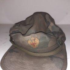 Militaria: GORRA MILITAR EJÉRCITO ESPAÑOL. Lote 194495882