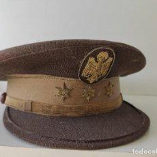 Militaria: GORRA MILITAR. CAPITÁN. VEAN FOTOS.. Lote 194584246