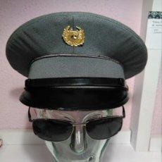 Militaria: GORRA PLATO INGENIERO CAMINOS ,CANALES Y PUERTOS. Lote 194606896